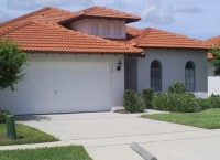 Our villa in Orlando near to Disney World, Florida with 4 bedrooms, pool and Games Room
